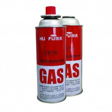 2019 Accessory of Empty Aerosol Spray Butane Gas Canister urified butane gas for lighter